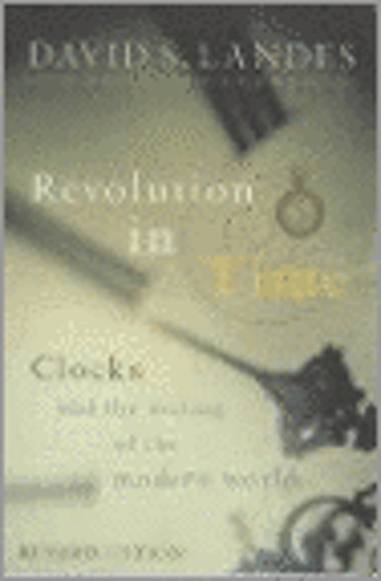 Revolution in Time