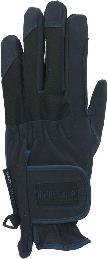 Harry's Horse Handschoenen  Domysuede - Blue - xl