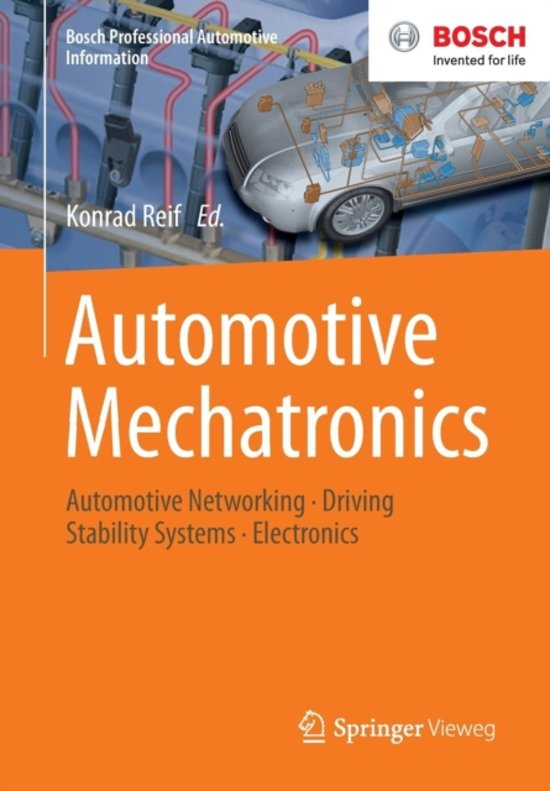 Automotive Mechatronics