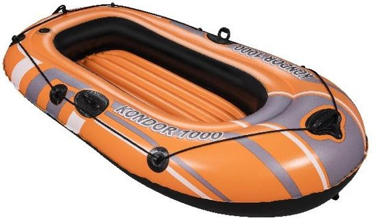 Bestway opblaasboot Hydro-Force Boot Raft 155