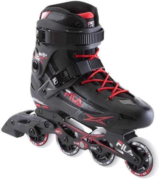 553b9c448af bol.com | Fila Inline Skates Houdini Heren Zwart/rood Maat 43,5