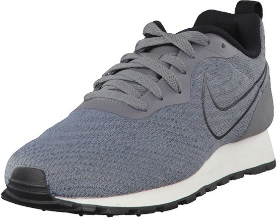 Nike - Md2 Coureur Peur Baskets Maille - Hommes - Chaussures - Noir - 45 fwj1ZeY9I