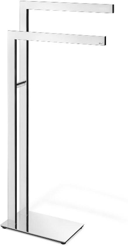 Zack Linea Handdoekstandaard Spiegelglans
