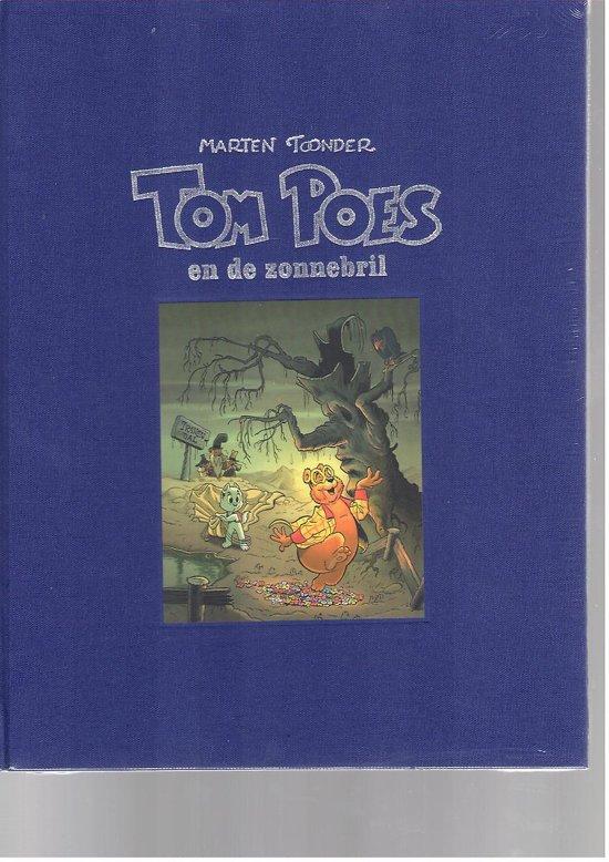 89c238ec88779d Tom Poes avonturen 5 - Tom Poes en de zonnebril - luxe linnen uitvoering  met genummerde