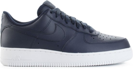 45 Sneakers Sneaker Nike Blauw Air Force Heren '07 1 Mannen Maat wana8gfFqx