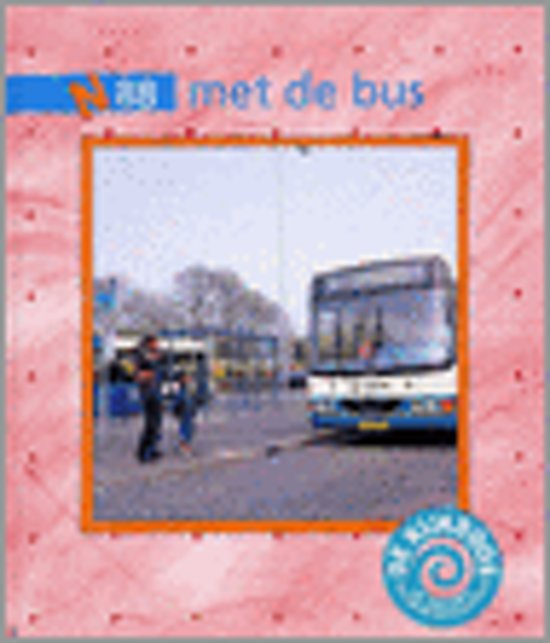 Boek cover Met De Bus van Marian van Gog