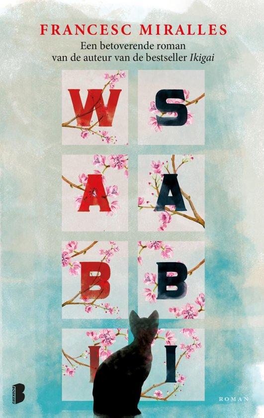 Boek cover Wabi-sabi van Francesc Miralles (Onbekend)