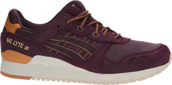 sports shoes a9f72 6490a bol.com | Asics Sneakers Gel Lyte Iii Winter Pack Paars Uni ...