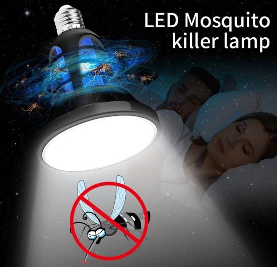 muggenlamp insecten muggen killer usb