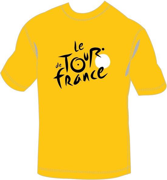6c3e9654376cd3 bol.com   TOUR DE FRANCE Officiële T-shirt - maat S - TDF-SA-3000