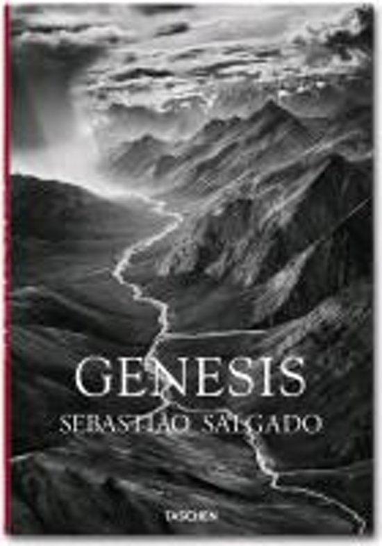Boek cover Sebastiao Salgado. Genesis van Lélia Wanick Salgado (Hardcover)