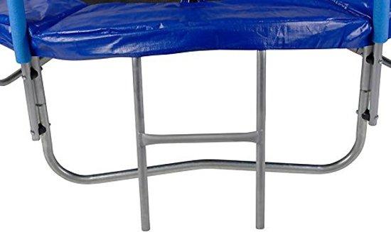 Trampoline - blauw - 244 cm