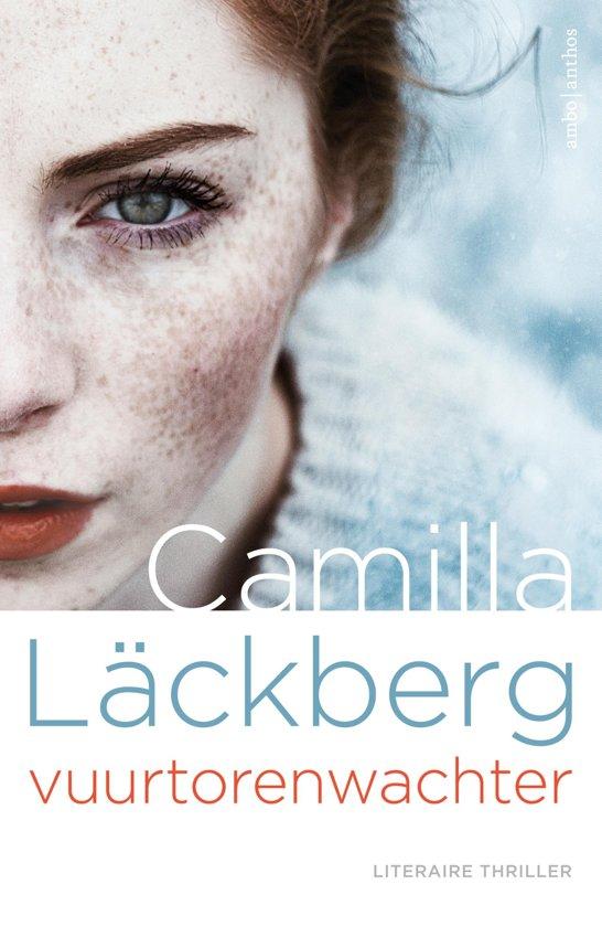 Boek cover Fjällbacka 7 - Vuurtorenwachter van Camilla Läckberg (Paperback)