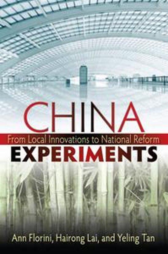 China Experiments