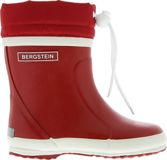 Bergstein Botte D'hiver - Rouge - Taille 34 1ZWlc