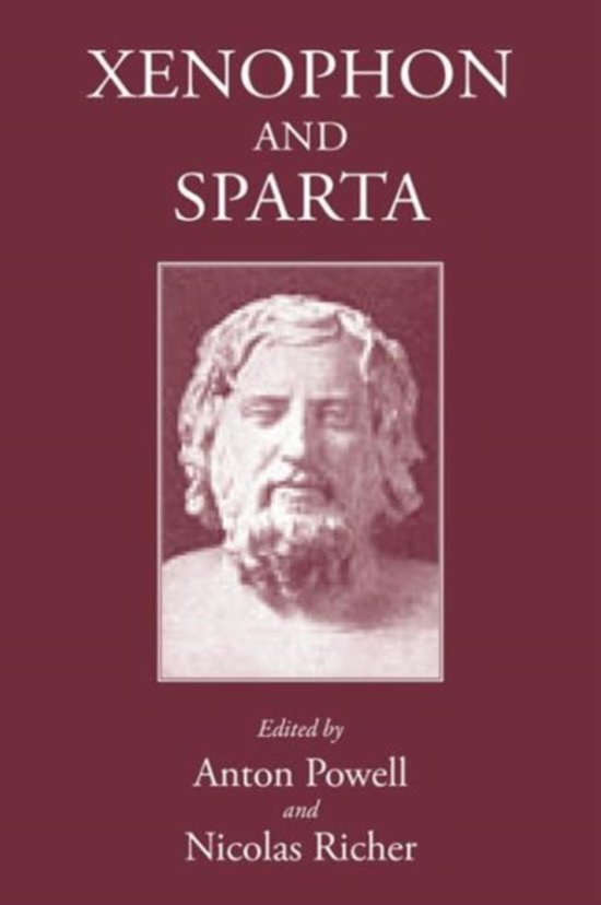 Boek cover Xenophon and Sparta van Nicolas Richer (Hardcover)