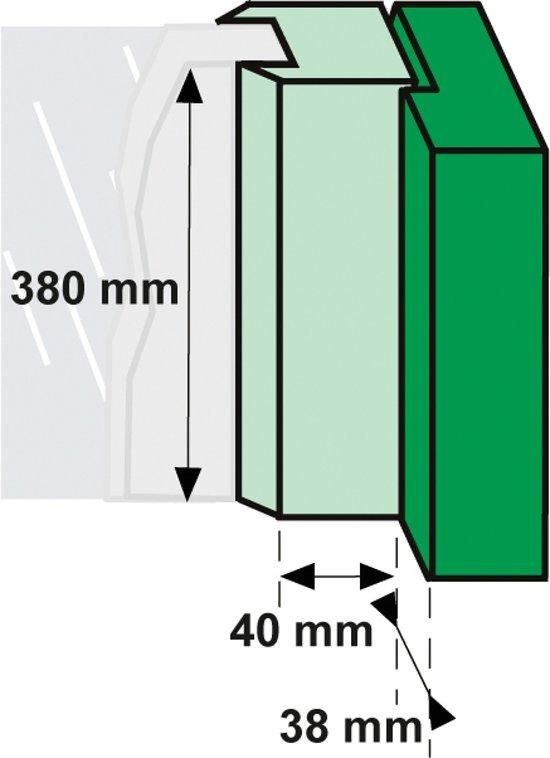 AXA Remote 2.0 Raamopener met afstandsbediening - Voor draairaam - Links naar buiten draaiend - SKG** - Wit - 2902-65-98