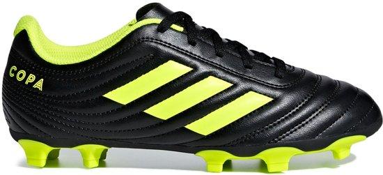 064113165af bol.com | adidas Copa 19.4 Junior Voetbalschoenen - Grasveld - zwart ...
