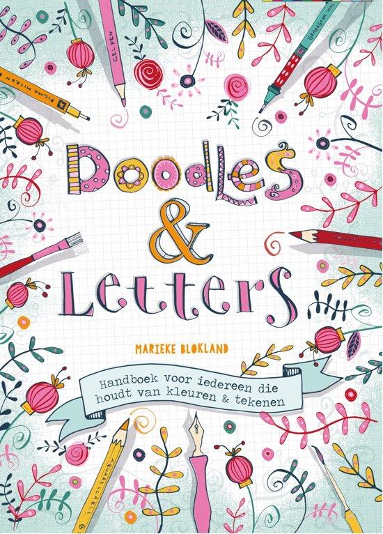 Extreem bol.com | Doodles en Letters (ebook), Marieke Blokland #AA91