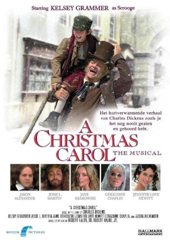 bol.com | Christmas Carol (Dvd), Kelsey Grammer | Dvd's