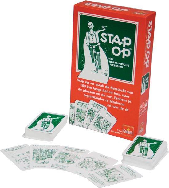 Afbeelding van het spel Stap Op - Kaartspel