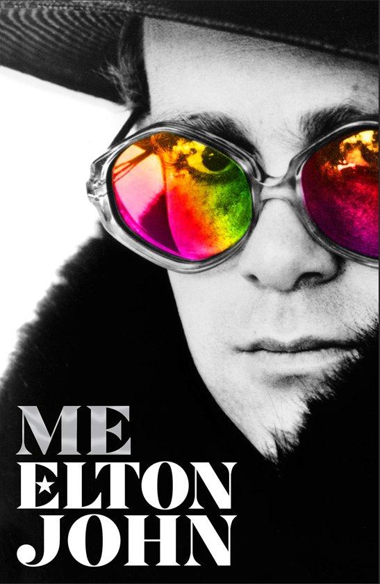 Boek cover Me van Elton John (Hardcover)