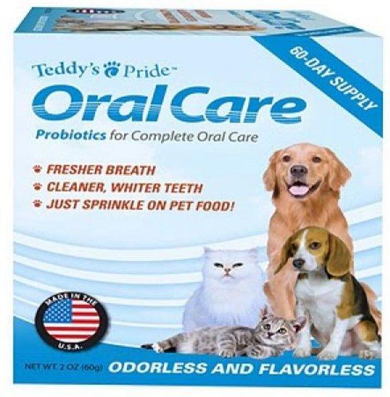 Teddy'S Pride Oral Care - 60 gr