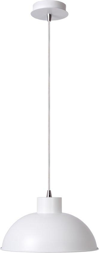 Lucide BORIS - Hanglamp - Ø 30 cm - Wit