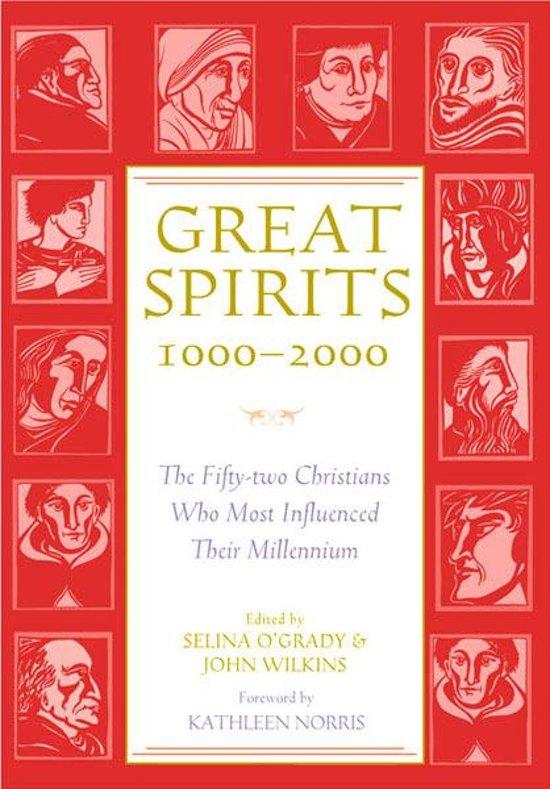 Boek cover Great Spirits 1000-2000 van  (Onbekend)