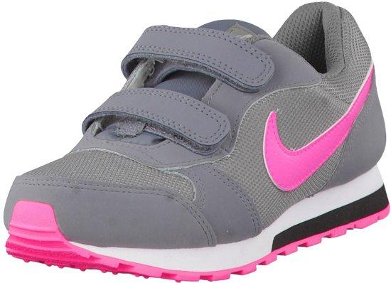 timeless design 0b8c7 ac074 Nike MD Runner 2 PSV grijs roze sneakers meisjes