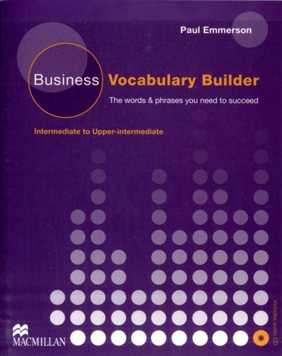 Business Vocabulary Builder