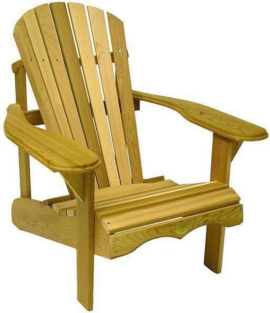Twee stuks Original Bear Chair Tuinstoelen Bear Chair 201 Classic tuinstoelen