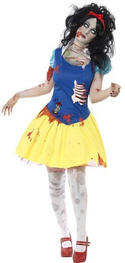 Halloween Sprookjes Kostuum.Zombie Sprookje Prinses Voor Dames Halloween Kostuum Verkleedkleding Small