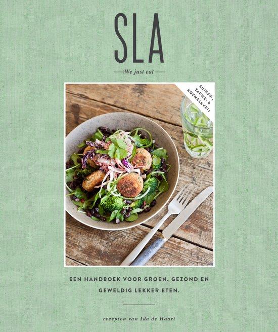 sla recepten boek