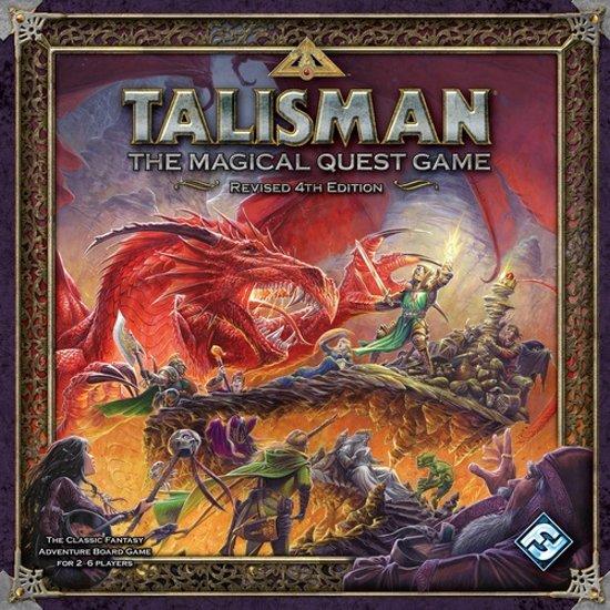 Afbeelding van het spel Talisman The Magical Quest Game