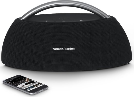 Harman Kardon Go+Play Zwart