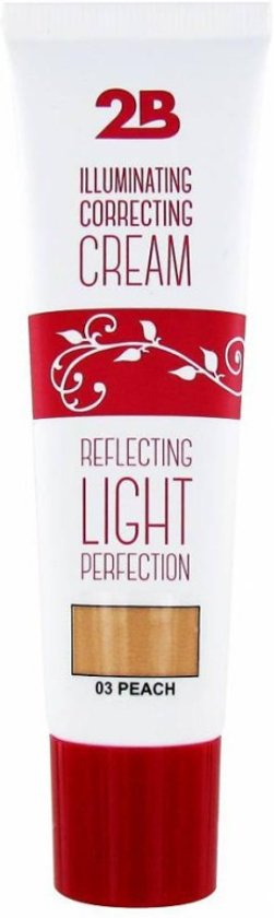Illuminating correcting cream 03 peach