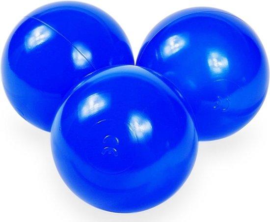 Ballenbak ballen blauw (70mm) voor ballenbak 300 stuks