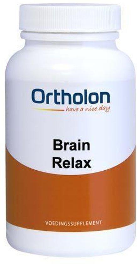Ortholon Brain Relax 60 vegicaps