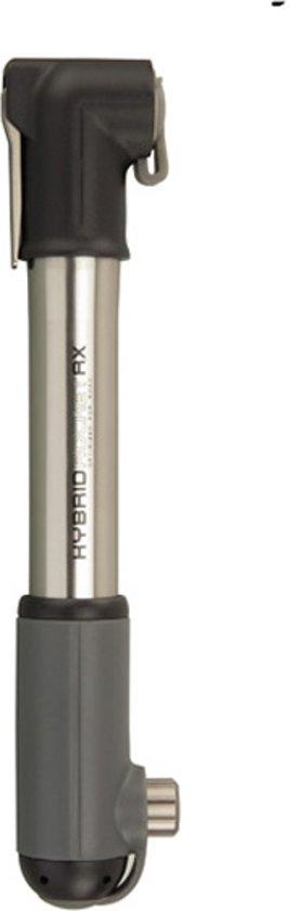 Topeak Hybrid Rocket RX - CO2 Minipomp - Zilver