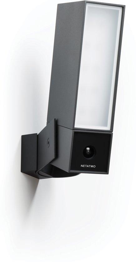 Netatmo Presence - Outdoor IP-beveiligingscamera - Zwart