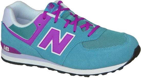 Nouvel Équilibre Kl574o5g, Femelle, Pourpre, Chaussures De Sport Taille 40 Eu