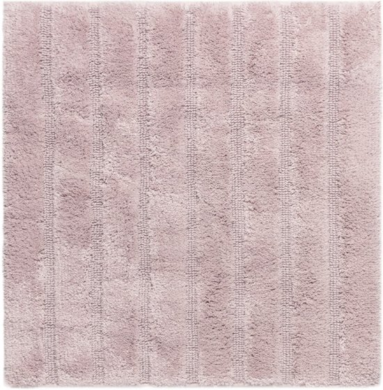 California Bidet mat 60x60 Misty pink