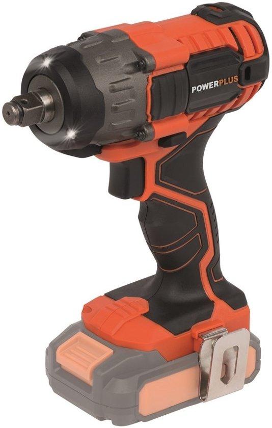 Powerplus Dual Power POWDP2015 Slagmoersleutel 220 Nm - 20V - (zonder accu)