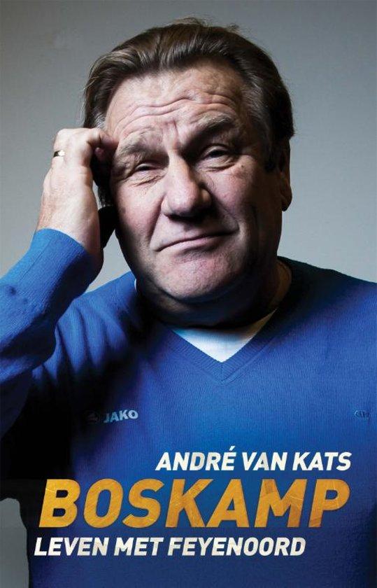 Boek cover Boskamp van Andre van Kats (Paperback)