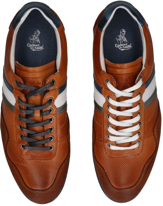 b38fa60867f 43 Maat Cognac Crash Sneakers Cycleur De Heren Luxe nFqwHnzfA