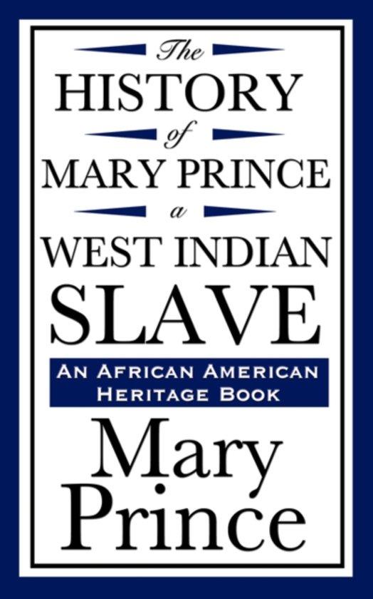 history of mary prince