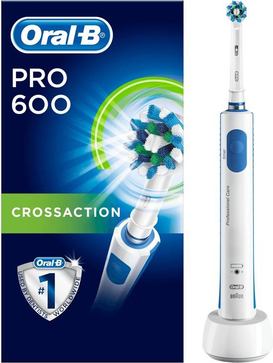 Oral-B PRO 600 CrossAction Elektrische Tandenborstel