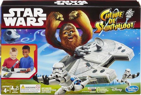Afbeelding van het spel Star Wars Chewie de Stuntpiloot - Gezelschapsspel