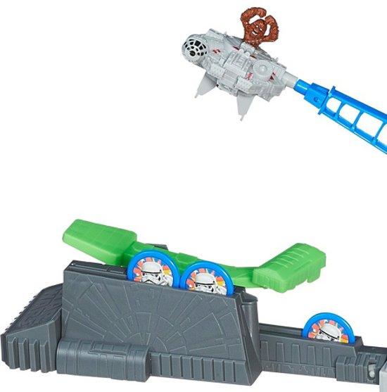 Thumbnail van een extra afbeelding van het spel Star Wars Chewie de Stuntpiloot - Gezelschapsspel